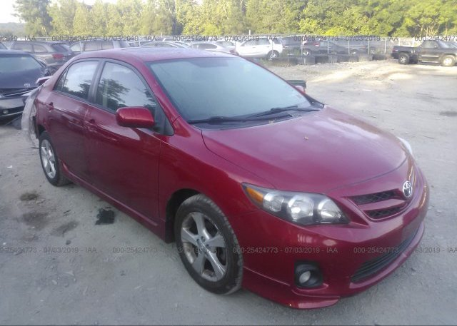 Inventory #920660601 2012 Toyota COROLLA