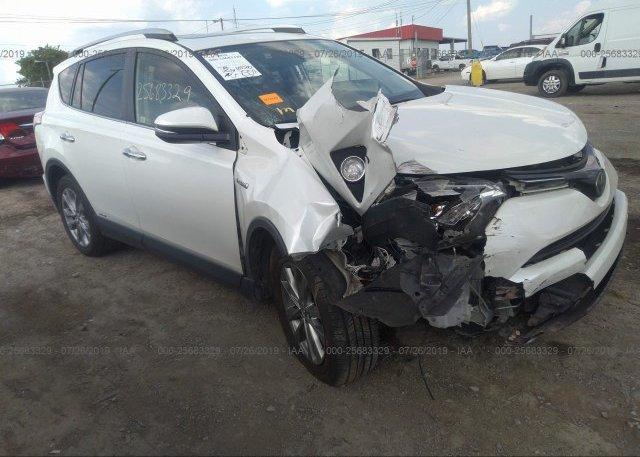 Inventory #605482251 2016 Toyota RAV4 HV