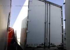2013 GREAT DANE TRAILERS REEFER - 1GRAA0628DB704957 [Angle] View