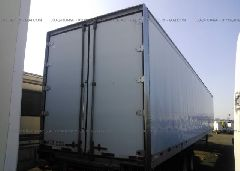 2013 GREAT DANE TRAILERS REEFER - 1GRAA0628DB704957 rear view