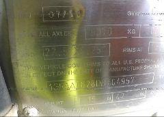 2013 GREAT DANE TRAILERS REEFER - 1GRAA0628DB704957 engine view