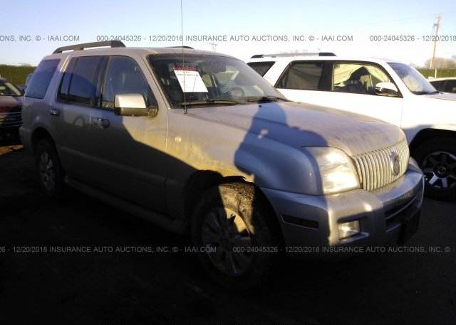 Inventory #657433462 2008 MERCURY MOUNTAINEER