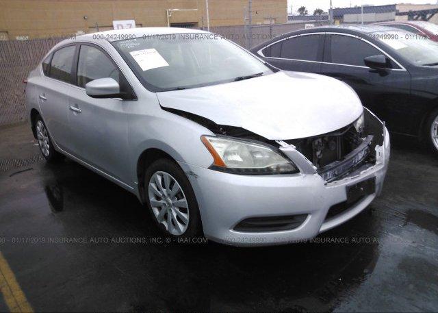 Inventory #688108361 2013 Nissan SENTRA