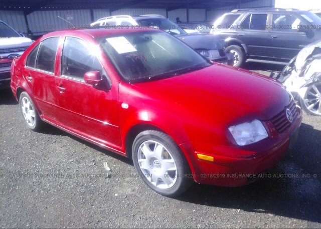 Inventory #808683672 2001 Volkswagen JETTA