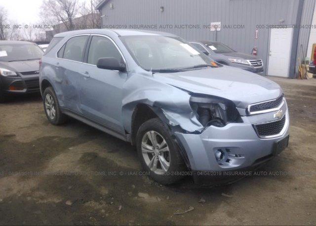 Inventory #929612550 2014 Chevrolet EQUINOX
