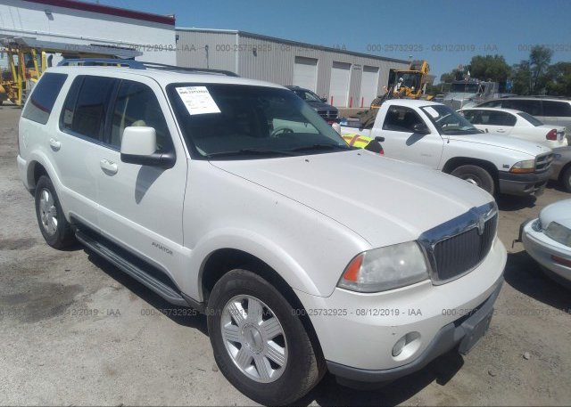 Inventory #969519580 2003 Lincoln AVIATOR