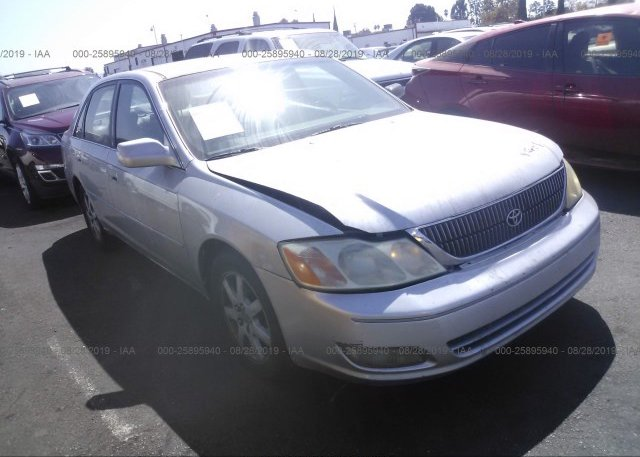 Inventory #224066171 2001 Toyota AVALON