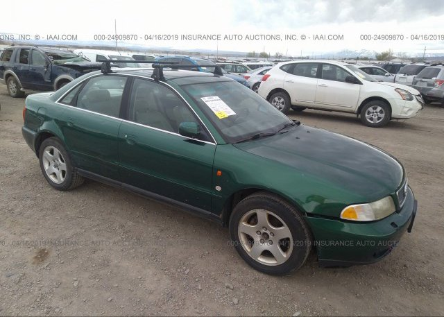 Inventory #434466563 1997 AUDI A4