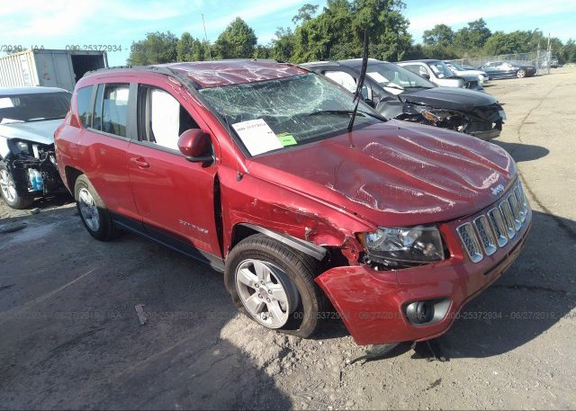 Inventory #388586690 2017 JEEP COMPASS