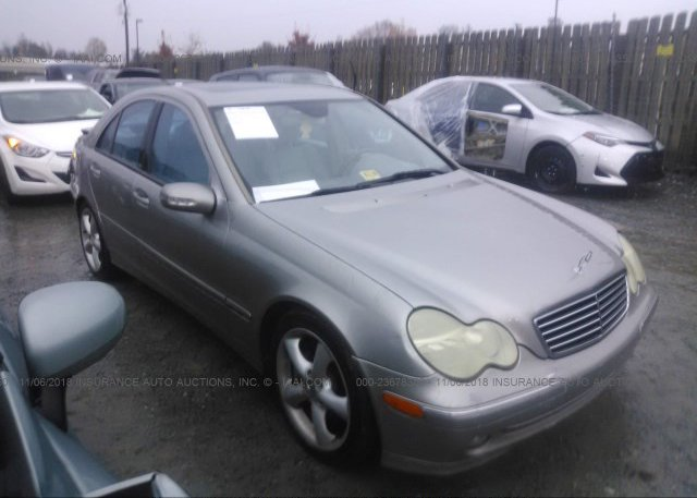 Inventory #582994259 2004 Mercedes-benz C