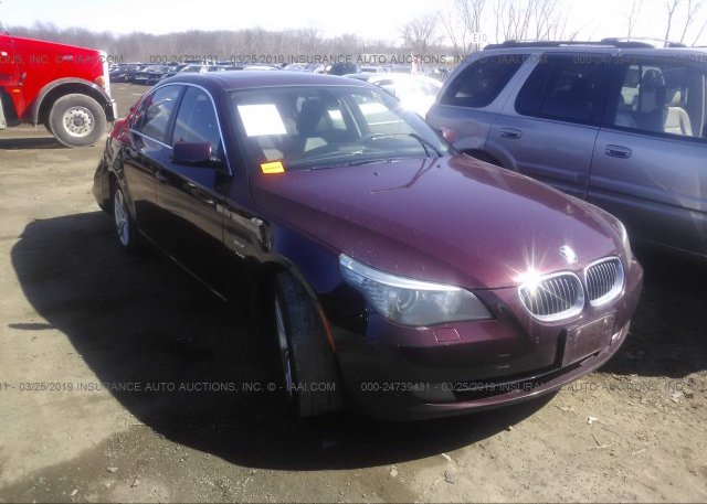 Inventory #585755102 2010 BMW 528