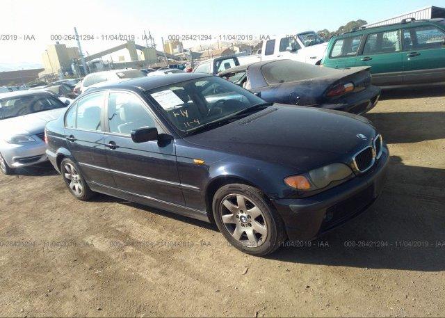 Inventory #696963430 2002 BMW 325