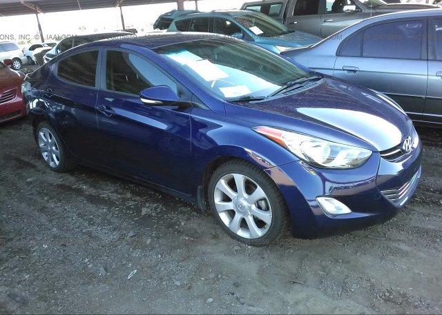 Inventory #113948857 2013 Hyundai ELANTRA