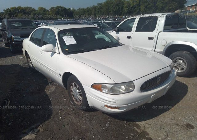 Inventory #934191501 2004 Buick LESABRE