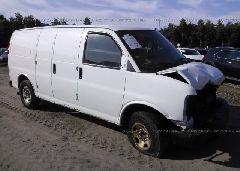 2010 Chevrolet EXPRESS G2500