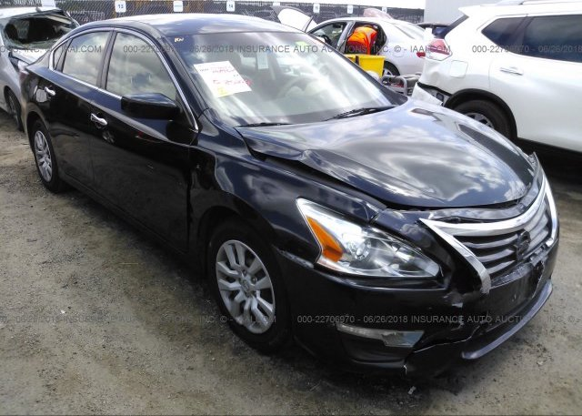 Inventory #804833228 2015 Nissan ALTIMA