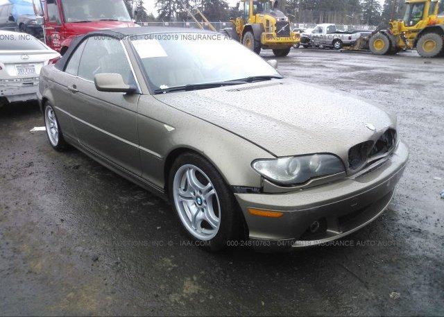 Inventory #394732672 2005 BMW 330
