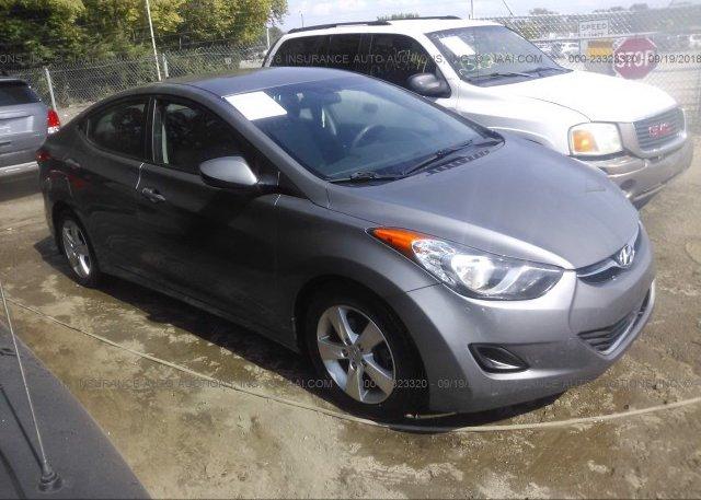 Inventory #801472797 2013 Hyundai ELANTRA