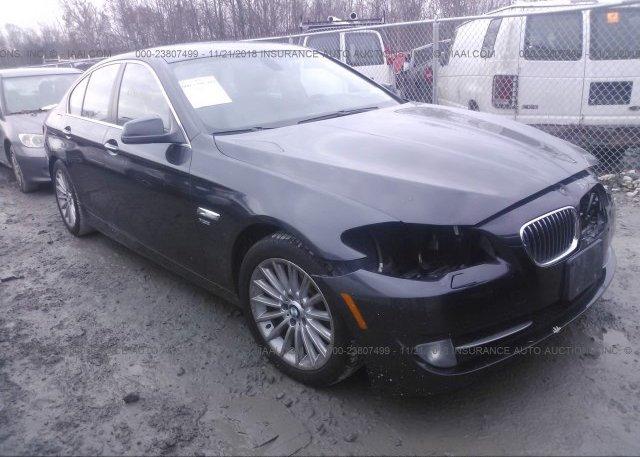 Inventory #871416581 2011 BMW 535