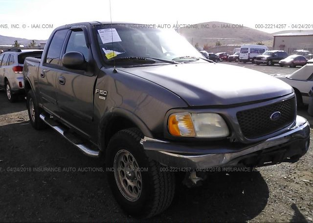 Inventory #276524273 2002 FORD F150