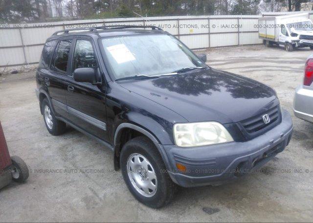 Inventory #921177635 2001 Honda CR-V