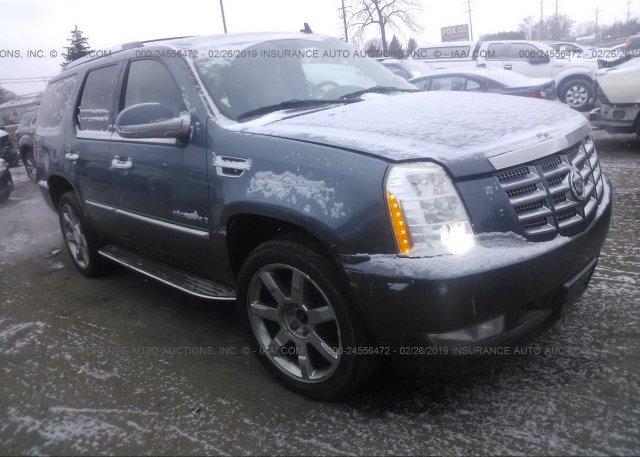 Inventory #617675135 2008 Cadillac ESCALADE