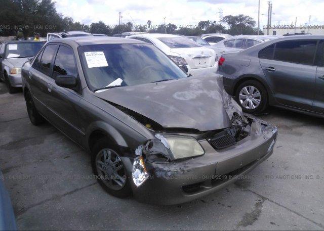 Inventory #574559552 2000 Mazda PROTEGE