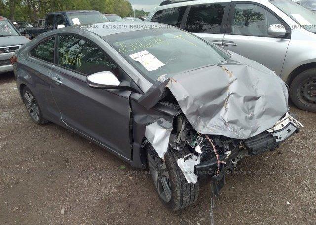 Inventory #469338149 2014 Hyundai ELANTRA COUPE