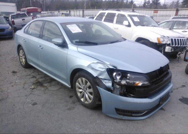 Inventory #987252741 2012 Volkswagen PASSAT