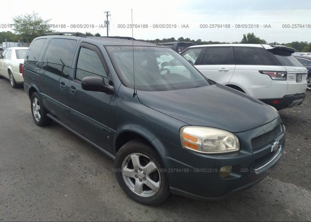 Inventory #582006346 2007 Chevrolet UPLANDER