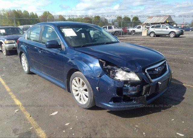 Inventory #553874051 2011 Subaru LEGACY