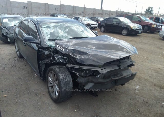 Inventory #494878336 2015 Buick LACROSSE