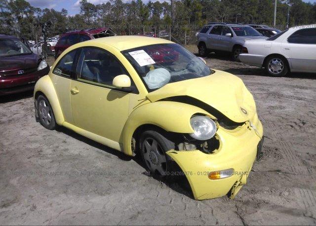 Inventory #788241360 1998 Volkswagen NEW BEETLE