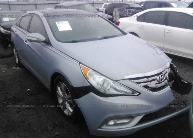Inventory #890793246 2013 Hyundai SONATA