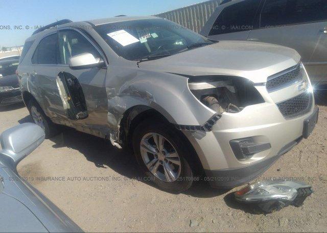 Inventory #523154842 2013 Chevrolet EQUINOX