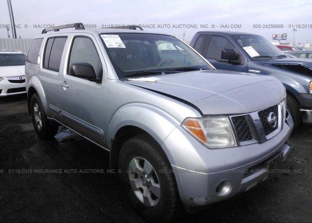 Inventory #378041576 2007 Nissan PATHFINDER