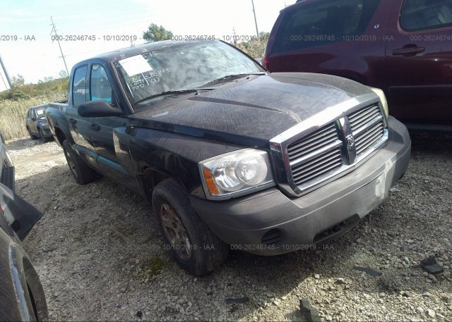 Inventory #434617242 2006 DODGE DAKOTA