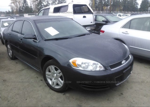 Inventory #592391715 2012 Chevrolet IMPALA