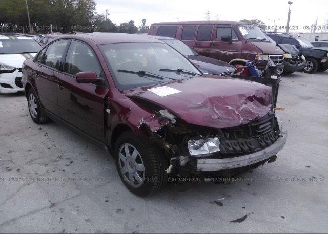 Inventory #786576779 2000 Volkswagen PASSAT