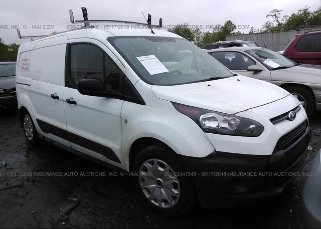 Inventory #421513617 2016 FORD TRANSIT CONNECT