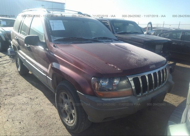 Inventory #624807226 1999 JEEP GRAND CHEROKEE