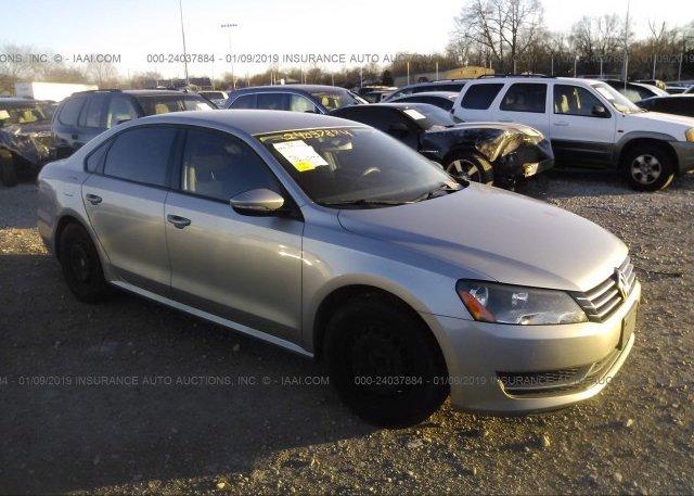Inventory #749172640 2012 Volkswagen PASSAT