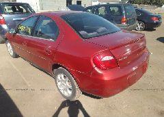 2005 Dodge NEON - 1B3ES56C95D182135 [Angle] View