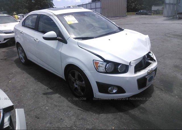 Inventory #251577416 2012 Chevrolet SONIC