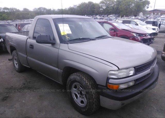 Inventory #986641422 2000 Chevrolet SILVERADO