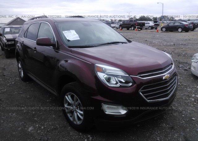 Inventory #413823777 2016 Chevrolet EQUINOX