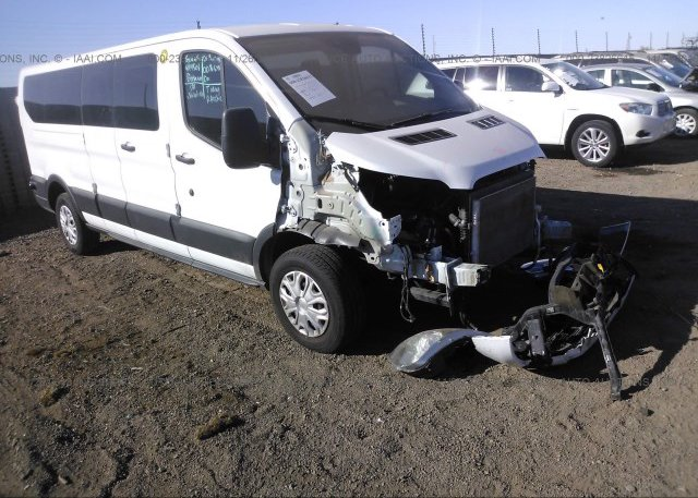 Inventory #845800366 2016 FORD TRANSIT