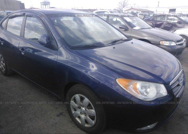 Inventory #409433040 2009 Hyundai ELANTRA