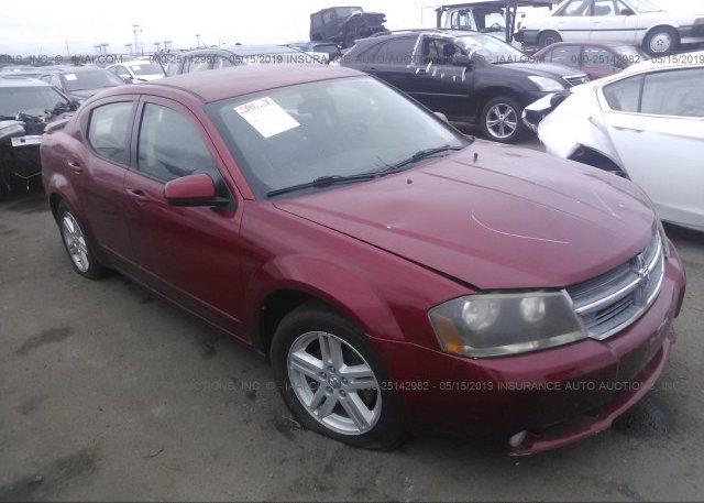 Inventory #840706015 2010 Dodge AVENGER