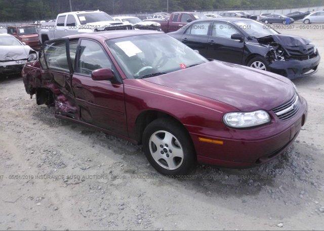Inventory #938753810 2003 Chevrolet MALIBU